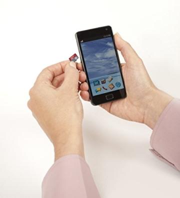 SanDisk Ultra Android microSDHC 32GB bis zu 80MB/Sek, Class 10 Speicherkarte + SD-Adapter FFP - 3