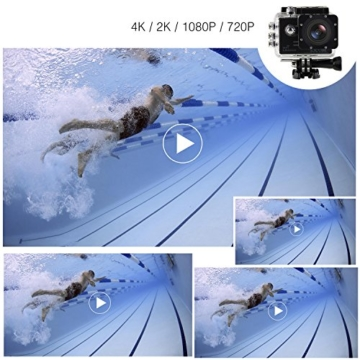 SJCAM SJ5000X Elite Sport Action Kamera Full HD 4K 1080P 12MP - 5