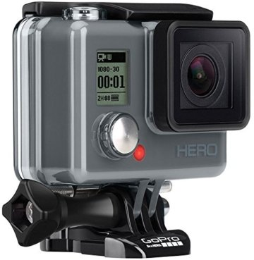 GoPro HERO Actionkamera (5 Megapixel, 71,3 mm x 67,1 mm x 39,0 mm) -