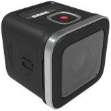 Rollei 500 Sunrise 4K WiFi Action-Camcorder (Full HD Video, Foto-Zeitraffer-Funktion) schwarz -