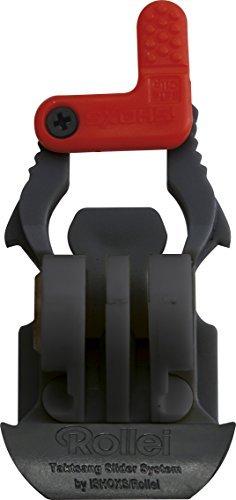 Rollei Actioncam 300, der günstige Einstieg in die Actioncam Welt in HD, inkl Unterwassergehäuse, 140° Super-Weitwinkel-Objektiv, HD Videofunktion 720p - Schwarz -