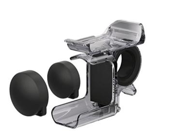 Sony AKA-FGP1 Fingergriff (Zubehör für Handheld Aufnahmen, passend für Action Cam FDR-X3000, HDR-AS300, HDR-AS50) schwarz -