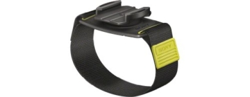Sony AKA-WM1 Handgelenkband (Halterung mit Armband, 360 Grad drehbar, geeignet für Action Cam FDR-X3000, FDR-X1000, HDR-AS300, HDR-AS200, HDR-AS50) schwarz -